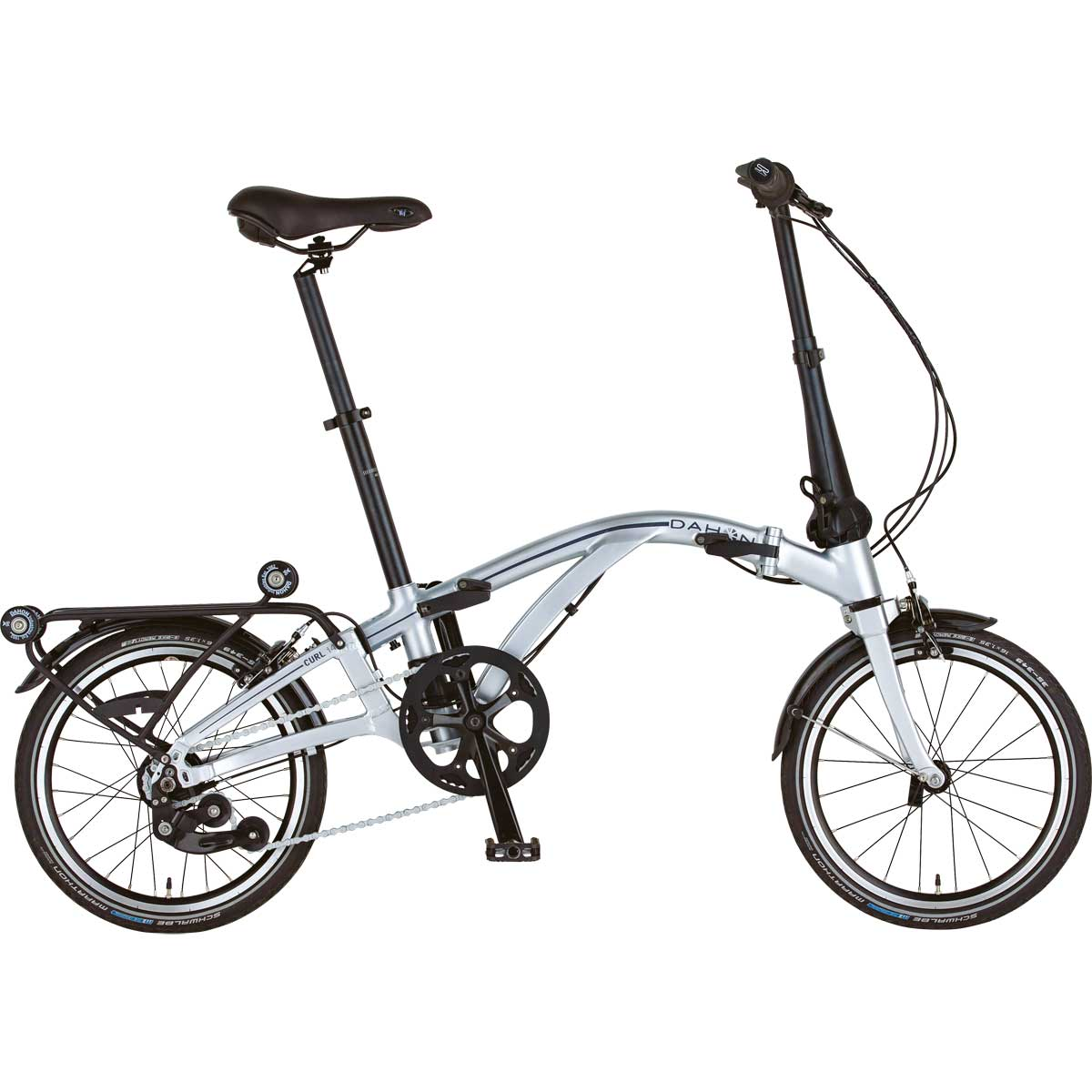 DAHON/ダホンCurli4カールi4クローム(9038)折りたたみ自転車自転車本体キャリー