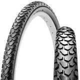 ブロックタイヤ 221.75 H/E ブラック 自転車 タイヤ 22インチ