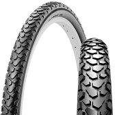 SHINKO シンコー SR046 ブロックタイヤ 20×1.75 H/E ブラック 自転車 タイヤ 20インチ