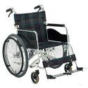 車椅子(車いす) 松永製作所製 AR-280(自走用)【メーカー正規保証付き/条件付き送料無料】