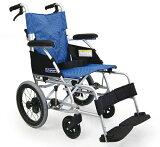 車椅子(車いす) カワムラ製  BML16-40SB【1年間メーカー正規保証付き/】