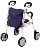 シルバーカー(象印製)ピウプレスト75 25%off・ 機能=歩行補助車としても、シート付きの座れるタイプで安心
