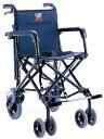 軽量 折りたたみ 旅行用車椅子(旅行用車いす) リーマン株式会社製 CUBE630【メーカー正規保証付き/条件付き送料無料】