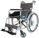 車椅子(車いす) 日進医療器製 NC-1CB【1年間メーカー正規保証付き/条件付き送料無料】