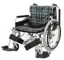 車椅子(車いす) カワムラサイクル製 KA822-45B【メーカー正規保証付き/条件付き送料無料】