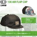 15K Air Flap Cap /AIRBLASTER(エアーブラスター) 【17-18モデル SUPERB】 スノボハット 帽子 align=