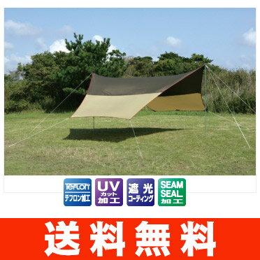 フィールドタープ ヘキサDX キャンパルジャパン(小川キャンパル) 送料無料