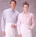 パステルカラーのYシャツです。70%OFFアウトレット価格ストライプYシャツ(ブルー、ピンク)男女兼用S?LL 70%OFF