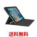 《送料無料》Logicool iK1082bk ロジクール キーボードケース CREATE(iPad Pro 9.7インチ用) Apple Pencil ホルダー付き Smart Connector搭載 バックライトキーボード 【SL06686】