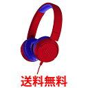 JBL JR300 子供向け ヘッドホン JBLJR300BLU クリアブルー 国内正規品 音量制御機能搭載 送料無料 【SG10364】