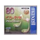maxell CDRWA80MQ.1TP 音楽用 CD-RW 80分 1枚 10mmケース入 CDRWA80MQ1TP マクセル 【SB02195】