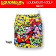 【Sale】【日本規格】【レディース】2016 Loudmouth(ラウドマウス) スカート(029)Tags タグス 726206【新品】ウィメンズレディス女性ゴルフウェアボトムス