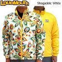 【日本規格】Loudmouth(ラウドマウス) 2016 長袖リバーシブルブルゾン (003)ShagadelicWhite シャガデリックホワイト メンズ 7...