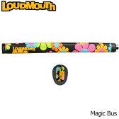 """ラウドマウス パターグリップ スタンダードサイズ マジックバス Loudmouth Putter Grip Standard Size """"Magic Bus""""【新品】メンズ/レディース/子供用子ども用こども用"""