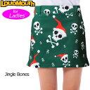 レディース ラウドマウス スコート/スカート (Jingle Bones ジングルボーンズ) 726...