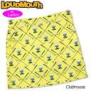 【メール便発送】ラウドマウス 2020 スカート インナー付き Clubhouse クラブハウス 760358(253) 【日本規格】【新品】20SS Loudmouth レディース スコート MAY1 MAY2