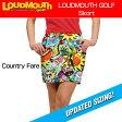 """【Newest】【レディース】Loudmouth Skort """"Country Fare""""(ラウドマウス スコート """"カントリー..."""