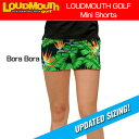 """[クーポン有][40%off][ラスワン0(S)size][レディース]Loudmouth Mini Shorts """"Bora Bora"""" (ラウドマウス ホットパンツ/ミニパンツ """"ボ.."""