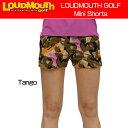 """[クーポン有][30%off][レディース]Loudmouth Mini Shorts """"Tango"""" (ラウドマウス ホットパンツ/ミニパンツ) タンゴ[新品]Loudmouthレデ.."""