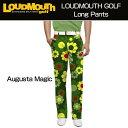 """[Sale]Loudmouth Pants Regular Cut """"Augusta Magic""""(ラウドマウス メンズ ロングパンツ レギュラーカット) オー..."""
