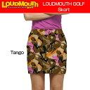 """【Sale】【レディース】Loudmouth Skort """"Tango""""(ラウドマウス スコート """"タンゴ"""")【Sale】【新品】レディス女性ゴルフウェアスカート.."""