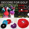 DECORE FOR GOLF(デコレフォーゴルフ) アイアン用ヘッドカバー【スーパースター】全5色【新品】