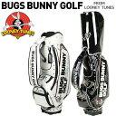 ルーニーテューンズ 9型 メンズ GOLF キャディバッグ LTCM001 新品 Looney Tunes ゴルフバッグメンズ男性女性レディース