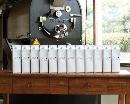 プレミアムアイスコーヒー(無糖) 12本の商品画像