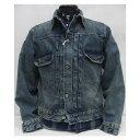 LEVI'S-XX(リーバイス)VINTAGE CLOTHING/Archive [1953 Type II Jacket]1953 タイプII /Gジャン/デ...