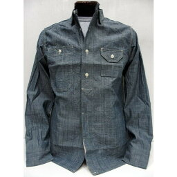 SUNNY SPORTS(サニースポーツ)[Organic 40's Work Shirts] シャンブレー/ワークシャツ/サービスマンシャツ/長袖シャツ/日本製!