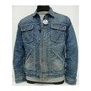 Wrangler(ラングラー)Real Vintage Jacket [20MJL 64MODEL]ジージャン/デニムジャケット!