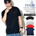 ポロ ラルフローレン Polo Ralph Lauren Tシャツ メンズ 半袖 ロゴ プリント カットソー ロゴ B系 ファッション メンズ ヒップホップ ストリート系