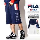 FILA フィラ ハーフパンツ メンズ LM911377 大きいサイズ USAモデル 2019春夏 新作
