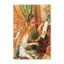 ジグソーパズル 300ピース 名画 ピアノを弾く少女たち 93-107