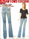 EVISU JEANS LADY'S【エヴィスジーンズ】WOMEN'S 1003 BOOT CUT JEANS ブーツカットジーンズ LOT AW10WD100366(ホワイトマーク)【smtb-m】【スリーラブ】