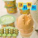 ショッピングメロン お歳暮 ギフト アイスクリーム 北海道 メロン ジェラート ギフト セット 12個  お礼 お返し 内祝い 出産祝い お祝