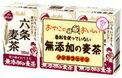 六条麦茶 100ml×3本パック 12セット(36本)