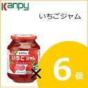 麵包, 果醬 - 加藤産業 カンピー いちごジャム 780g×6個