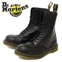正規取扱店 Dr.Martens ドクターマーチン 1919Z 10EYE STEEL TOE BOOTS 10ホール スチール入り ブーツ BLACK ブラック