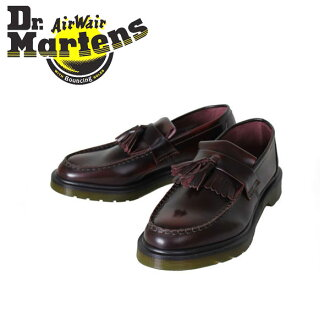 Shipping & cash on delivery fee free regular agency shop Dr.Martens Martens ADRIAN SLIP ON SHOE (エイドリアンスリッポンシュー) BURGUNDY-Burgundy fs3gm