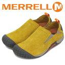 ショッピングスエード 正規取扱店 MERRELL (メレル) J32038 WMS Pathway Moc パスウェイモック レディース スエードレザーシューズ Honey MRL042