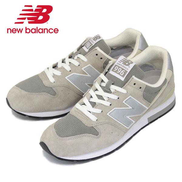 正規取扱店 new balance(ニューバランス) MRL996 AG COOL GRAY クールグレー NB286