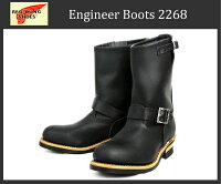 �������������̵�������谷ŹRedWing(��åɥ����󥰥�åɥ�����)8268ENGINEERBOOTS(���󥸥˥��֡���)�֥�å�