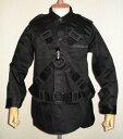 送料・代引き手数料無料 正規代理店SEDITIONARIES(セディショナリーズ) Parachute Shirt(パラシュートシャツ) 黒 ブラック【RCP1209mara】【Marathon10P05Sep12】