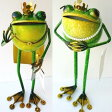 セット割引カエルの王子様とお姫様(2体1セット)