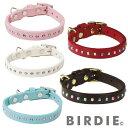 BIRDIE(バーディ) パールビーズカラー(サイズ21)【小型犬 猫 ペット 首輪 カジュアル カラー】