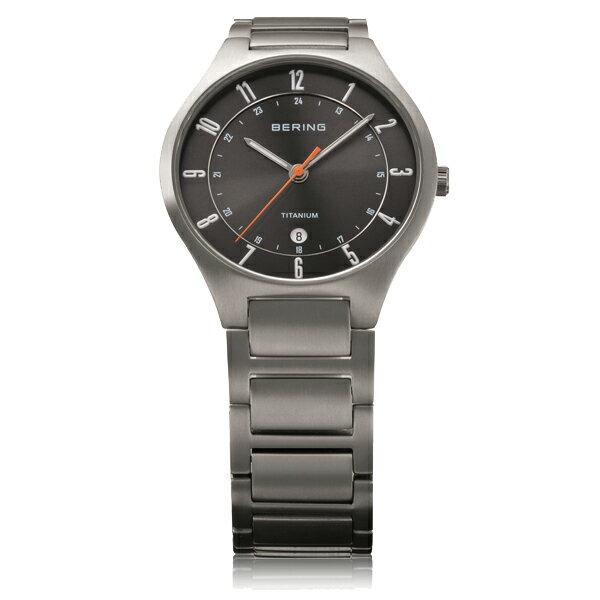 BERING ベーリング Link Titanium リンク チタニウム 腕時計 【国内正規品】 メンズ 11739-772 【送料無料】【き手数料無料】