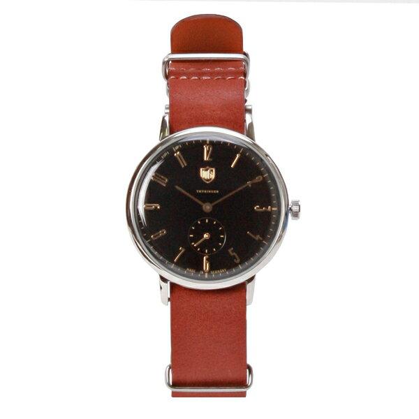 DUFA ドゥッファ Gropius グロピウス TiCTAC Online Store別注 100本限定 【国内正規品】 腕時計 DF-9001-0G 【送料無料】【き手数料無料】【対応】