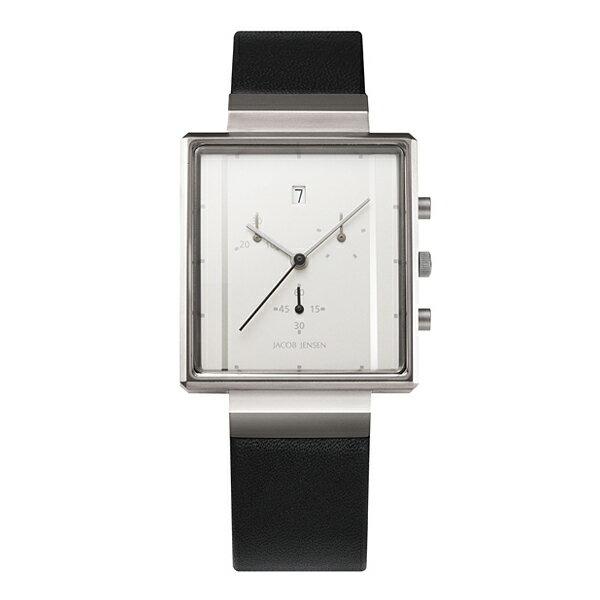 JACOB JENSEN ヤコブ イェンセン Rectangular 806 腕時計 【国内正規品】 JA-806 【送料無料】【き手数料無料】