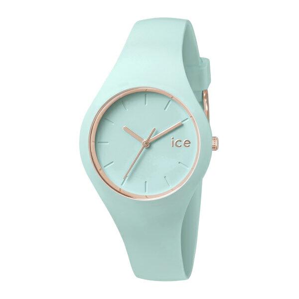 ICE WATCH アイスウォッチ GLAM PASTEL グラム パステル アクア 腕時計 【国内正規品】 スモール ICE.GL.AQ.S.S.14 【送料無料】【き手数料無料】